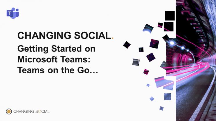 Teams app